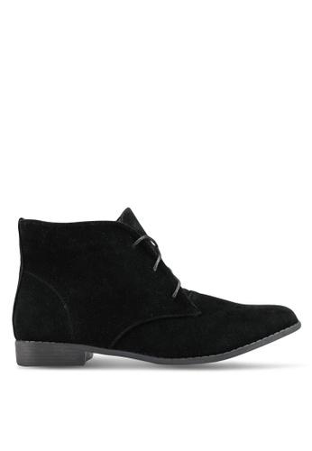 Brave Soul black Desert Lace Up Boots A151ASH96CCD6BGS_1