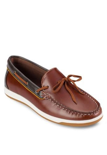 仿皮繫帶懶人莫卡esprit 旺角辛鞋, 鞋, 鞋