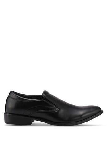 Rocklander black Formal Shoes 65C7ASH69858B3GS_1