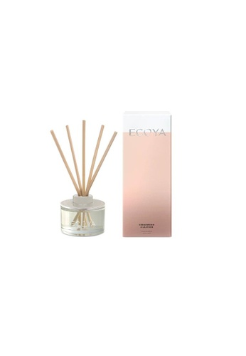 Ecoya Ecoya Cedarwood & Leather Mini Reed Diffuser B6055HLD7F0B32GS_1