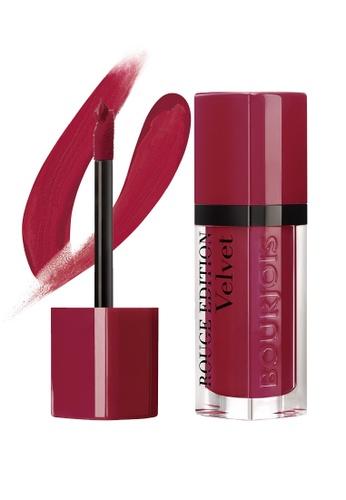 Bourjois Rouge Edition Velvet Lipstick #08 Grand Cru BO885BE66MXXSG_1