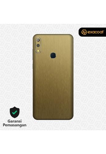 Exacoat Asus Zenfone Max Pro M2 3M Skins Titanium Gold - Cut Only FAD6FESBCFA55FGS_1