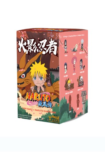 Popmart multi Pop Mart Naruto Shippuden - Blind Box 5C9E7THEAC2BD8GS_1