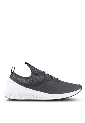 New Balance grey LAZR (Hyposkin) Fresh Foam Performance Running Shoes NE323SH0SXN2MY_1