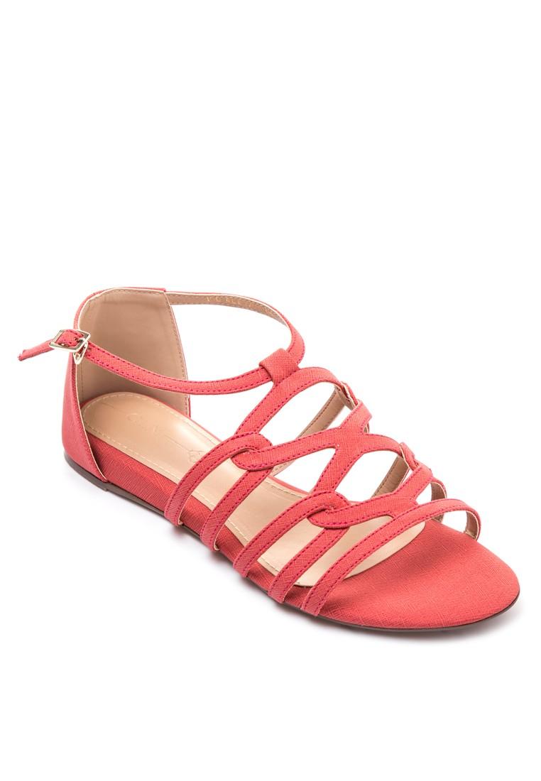 Aleya2 Flat Sandals