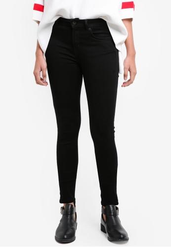 Jack Wills black Fernham Super Skinny Jean 5D8BBAA120359BGS_1