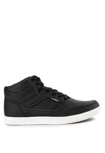 Ardiles black Branco Sepatu Sneakers 2FE2ESH94E06BCGS_1