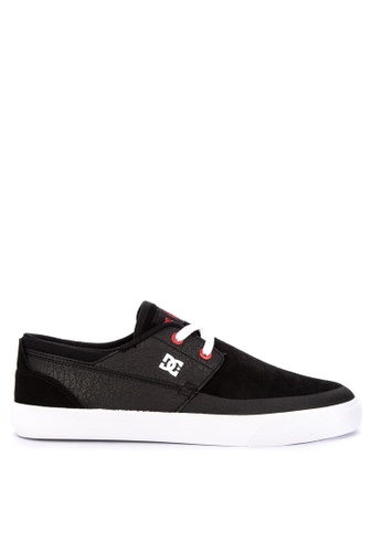 DC black Wes Kremer Shoes 18011SH6172885GS_1