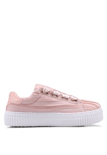 Vero Moda pink Mane Sneakers 52F6DSH0419E59GS_1