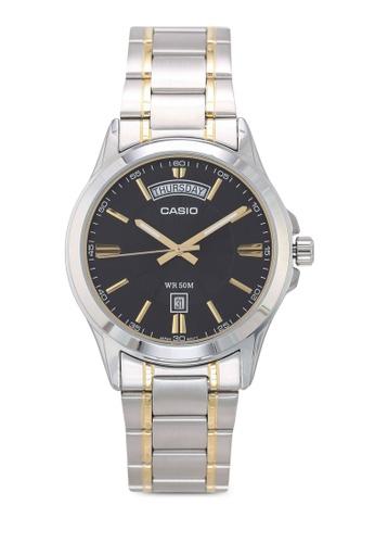 64a8c1c2c Casio silver Casio MTP-1381G-1AVDF Watch FC1DAAC08E30DAGS_1