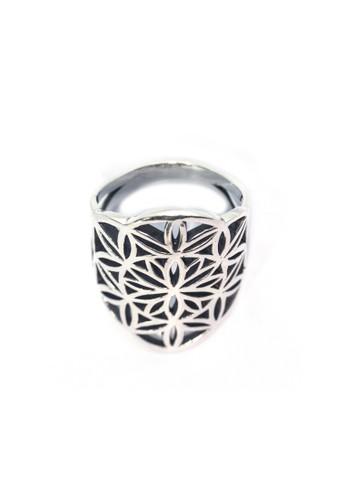 Kastara Silver silver FOL Small Silver Ring 0B6F7AC03B80D3GS_1