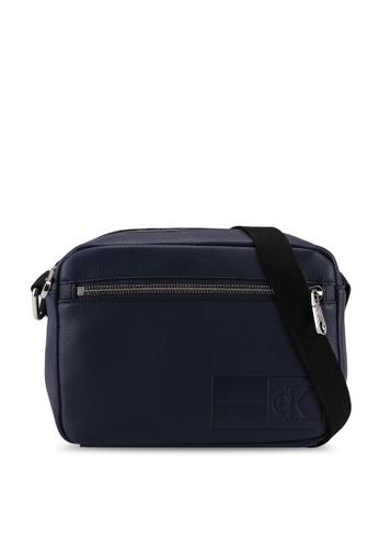Calvin Klein navy Utility Camera Bag - Calvin Klein Jeans Accessories 1D2C1ACD21E5DEGS_1