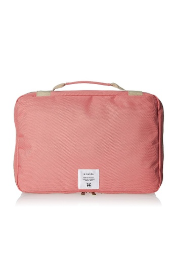 Anello pink ANERO High-Capacity Poly Travel Box-AT-B2212-CPI CORAL PINK 0AFE1AC2B2A8C5GS_1