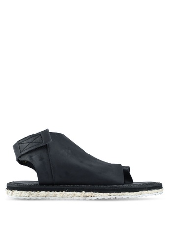 Free People black Carlsbad Sandals E1D0CSH9FAA4D8GS_1