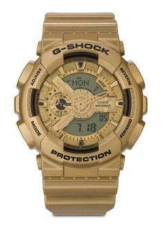 G-SHOCK GA-110GD-9ADR 限量版手錶