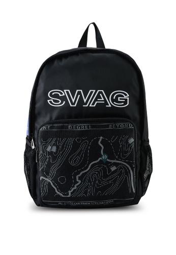 361° black Sports Life Backpack 240CBAC0C8664CGS_1