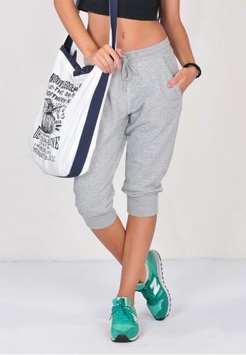 SJO & SIMPAPLY SJO's Rastiva Light Grey Women's Pants
