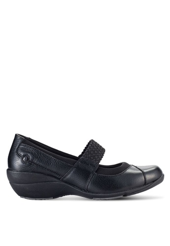 Hush Puppies black Hush Puppies Motility-Black BBABFSH97DC044GS_1