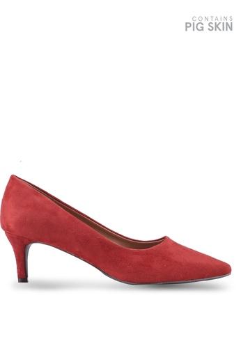 VANESSA WU red Tianna Heels 8713ESH2783AECGS_1