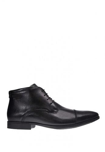 Sebago black Elbrus Boots Lace  M 8D354SH8B62212GS_1