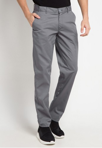 Tolliver grey Long Pants Chinos 00E63AA3952C34GS_1