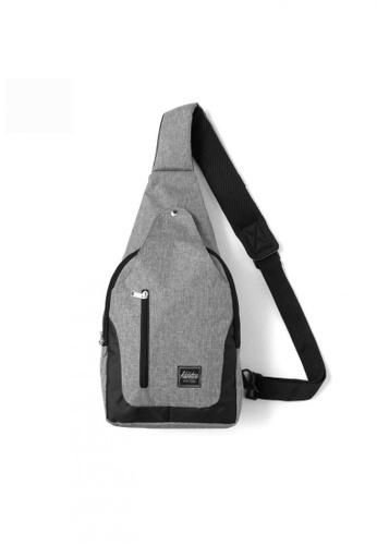 The Adventure grey Anti Theft Body Bag Cris 7B0D1AC8806F92GS_1