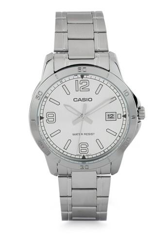 Casio silver Casio Men MTP-V004D-7B2 Silver E0910AC8ADA7A8GS_1