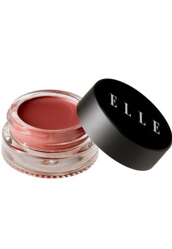 ELLE red and purple ELLE Makeup Cream Blush Pot Cerise 58B6DESC9BD0A2GS_1