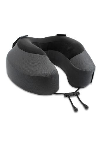 Cabeau grey Cabeau Evolution S3 Pillow - Steel 0814EAC5711719GS_1