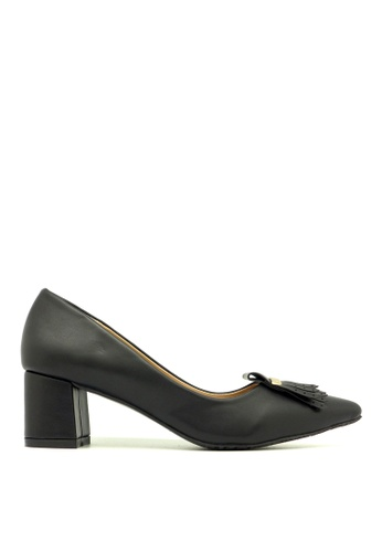 "Carlo Rino black Carlo Rino 33310-A012-08 2""Pointed Toe Pumps (Black) 6EAF4SH9DB0CF7GS_1"