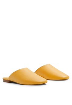 1c1a840c56719 57% OFF Mango Leather Mules Php 2,995.00 NOW Php 1,295.00 Sizes 36 38 39