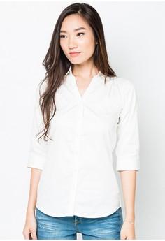 Signy Quarter Sleeves Shirt