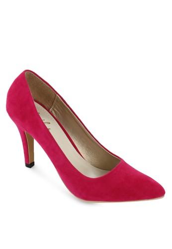 De Velvet pink De Velvet Claire Pink Suede DE825SH30GMJID_1