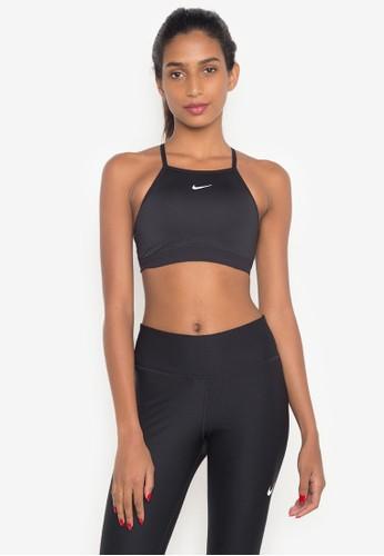 Nike black Women's Nike Pro Indy Structure Sports Bra NI126US0VFMDID_1
