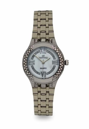 Fortuner silver Fortuner Watch Jam Tangan Wanita FR K9927L - Silver White D7760ACBE65B4AGS_1