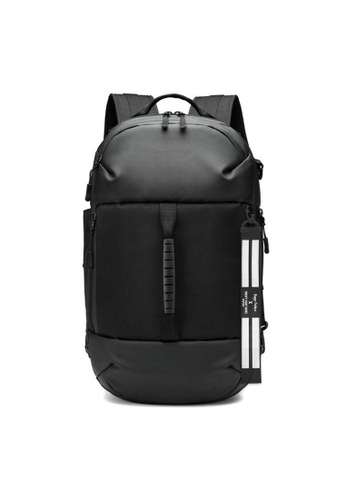 Twenty Eight Shoes black Jackrose Functional Travel Backpack Small Version9229 2C13BAC219922AGS_1
