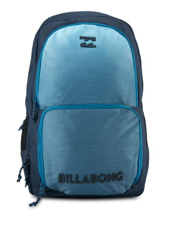 Billabong blue Strike Thru Pack BI783AC0RYZEMY_1