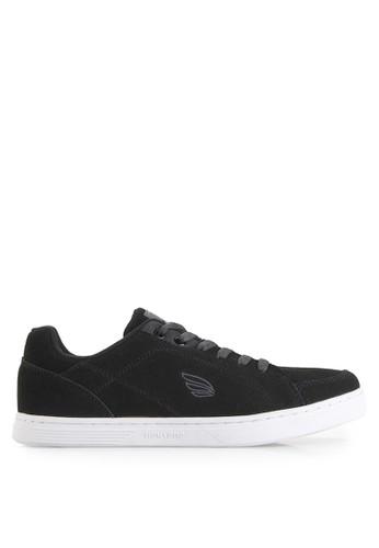 Homypro black Thomson 02 Sneakers HO843SH14URXID_1
