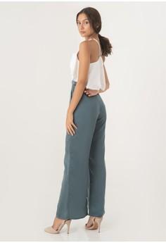 f4acc0c727cb Ratel Posh Trousers - Teal Rp 389.000. Ukuran One size