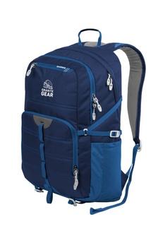 Midnight Blue//Black Granite Gear Brule Backpack Midnight Blue//Black