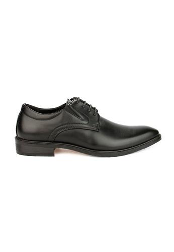 Cardam's Lifestyle black Rankin Formal Shoes CA993SH52DKLPH_1