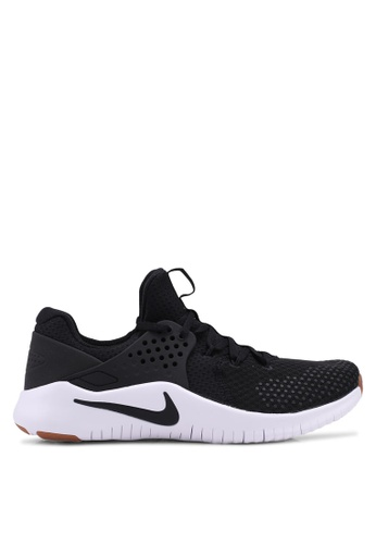 Nike black and white Nike Free TR V8 Shoes 16CEDSHE0F9BC0GS_1