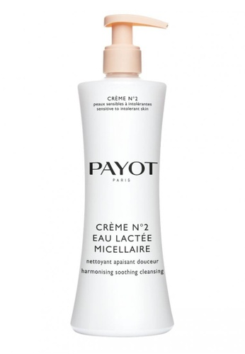 PAYOT white PAYOT Creme N°2 Eau Lactee Micellaire, Harmonising Soothing Cleanser 400ml C8792BEE1F652EGS_1