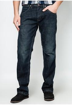Alaska Medieval Indigo Jeans