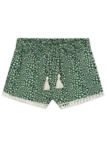 Shiwi green Tuvalu Woven Shorts 8CF07KAA73F5C2GS_1