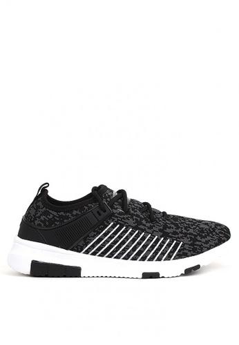World Balance black Syndrome Men's Sneakers CC0FDSH85FC13EGS_1
