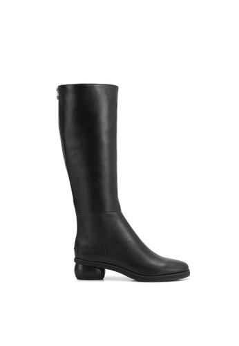 RABEANCO 黑色 RABEANCO SORENA 低跟長靴 - 黑色 D736ASHD8B7F52GS_1