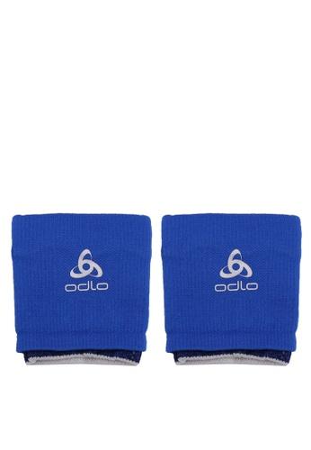 Odlo blue Ceramicool Wristband 2 Pack D1148ACB4DFA29GS_1