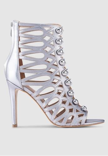 GUESS 黑色 Perlina Heels E6C7CSHFAA20C5GS_1