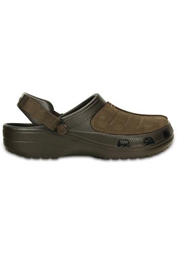Crocs brown Men's Yukon Mesa Clog Esp/Esp ABEC5SH9FC73AFGS_1